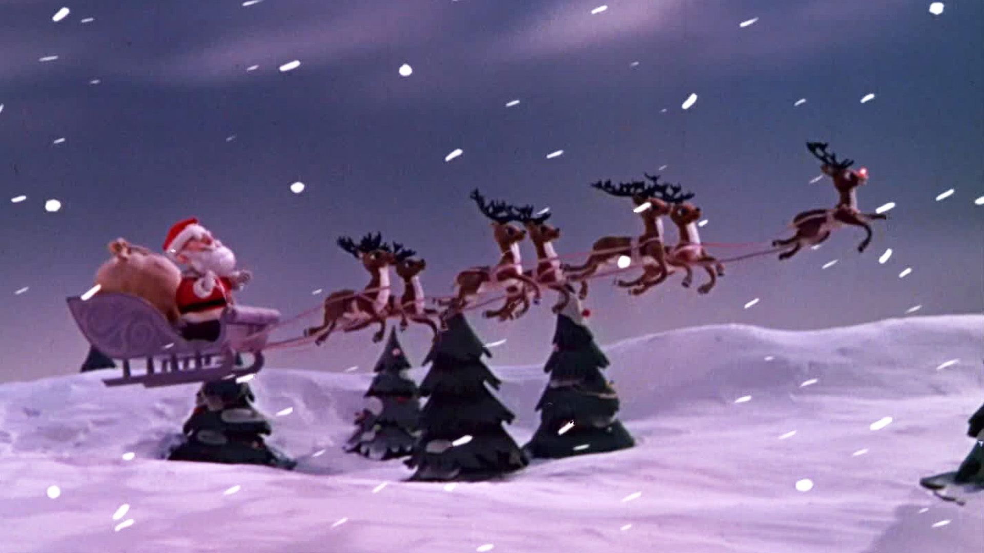 Rudolph The Red Nosed Reindeer Wallpapers