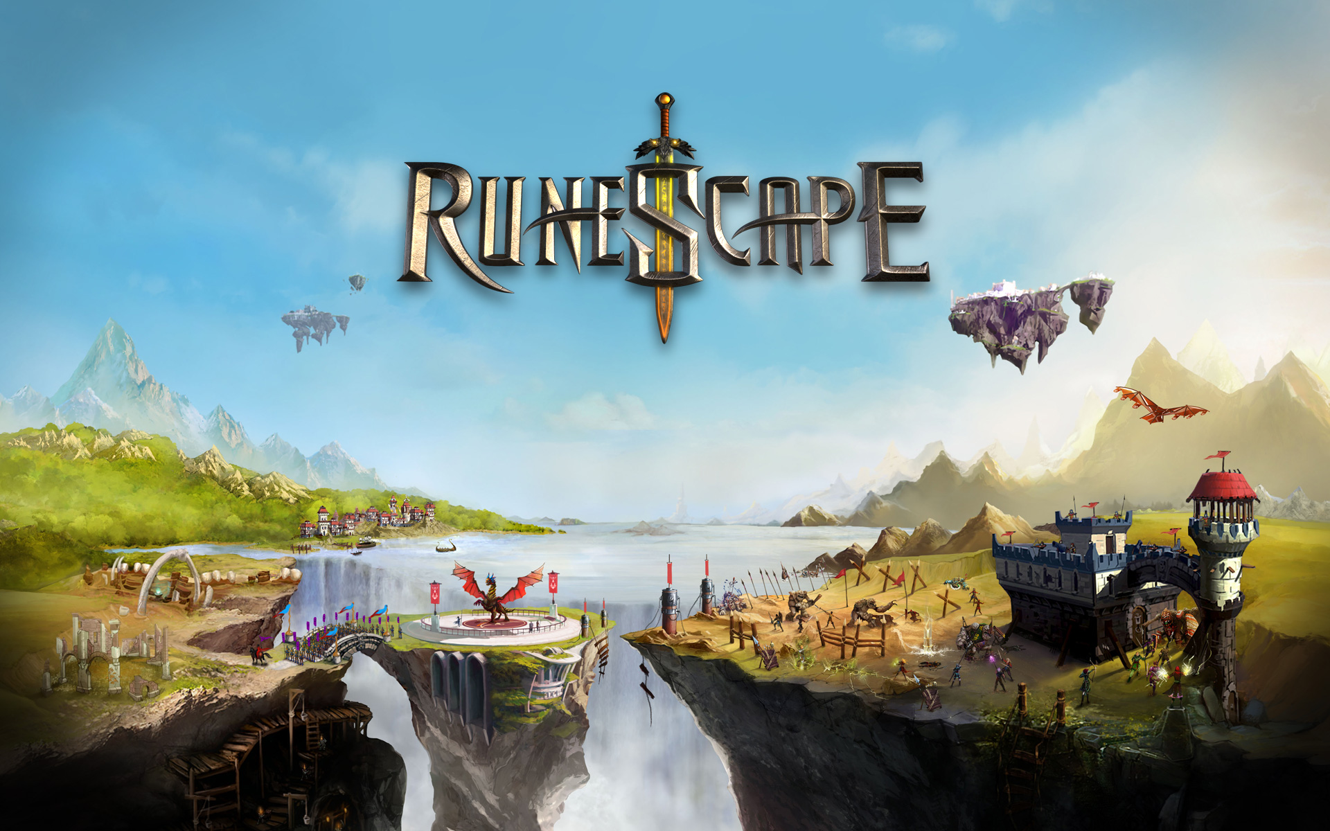 Runescape Wallpaper