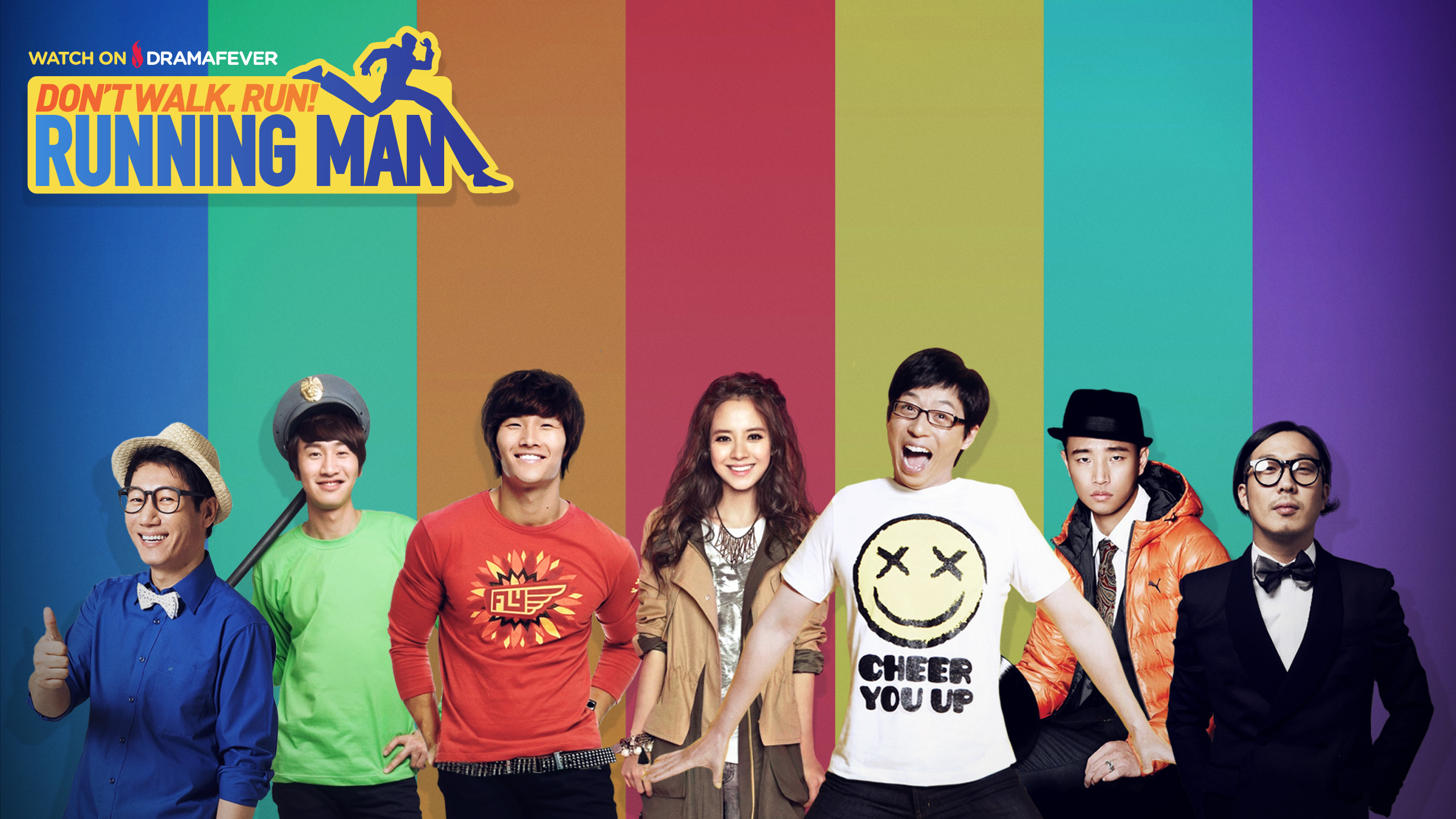 Running Man Wallpaper