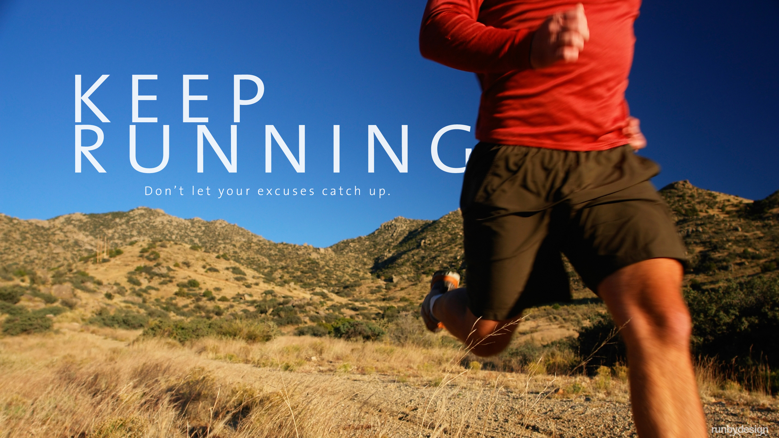 Running Wallpapers