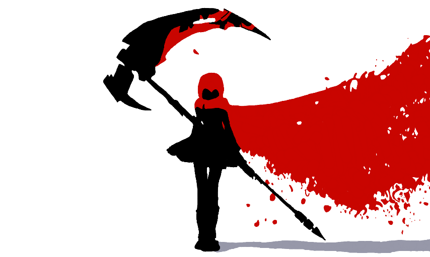 Rwby Red Wallpaper