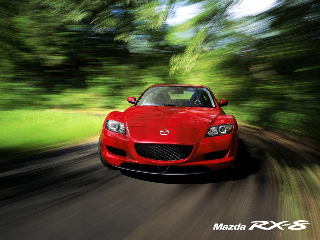 Rx-8 Wallpapers