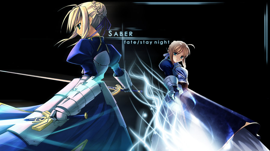 Saber Fate Stay Night Wallpaper