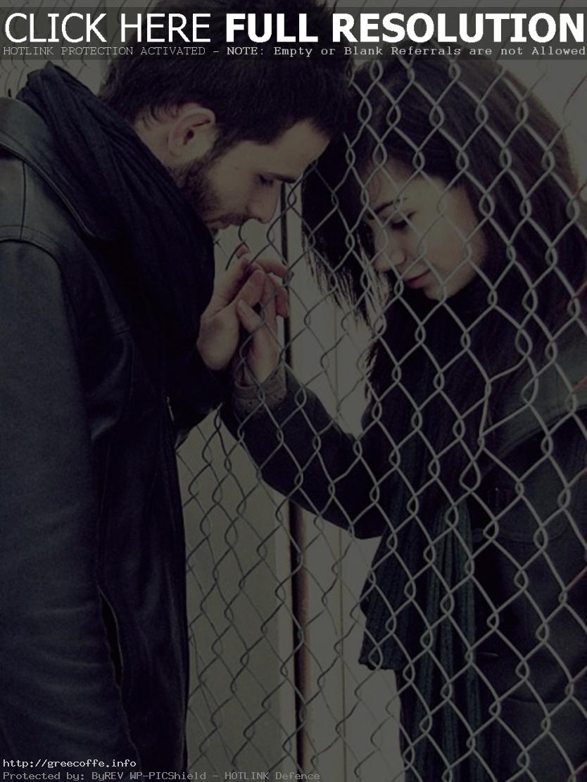 Sad Couple Wallpaper Download