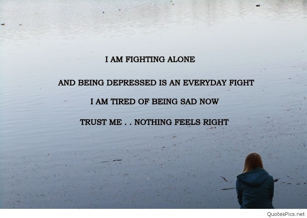 Sad Wallpapers Quotes