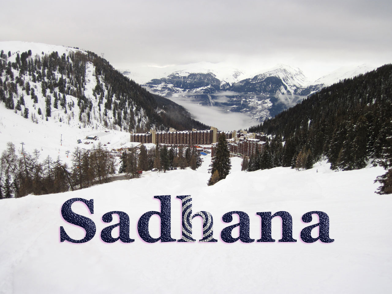 Sadhna Name Wallpaper