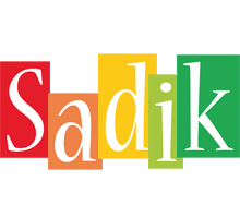 Sadik Name Wallpaper