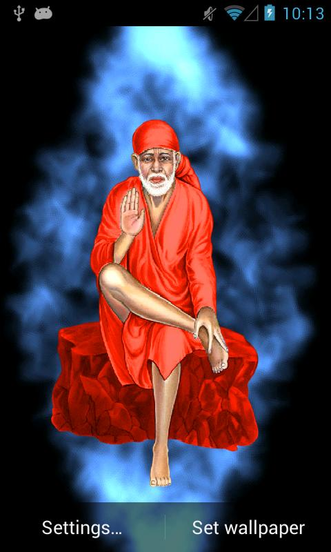 Download Sai Baba 3d Wallpaper Free Download Gallery