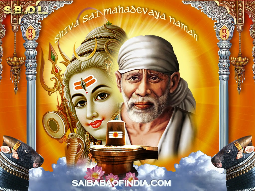 Sai Baba Animated Wallpaper For Mobile