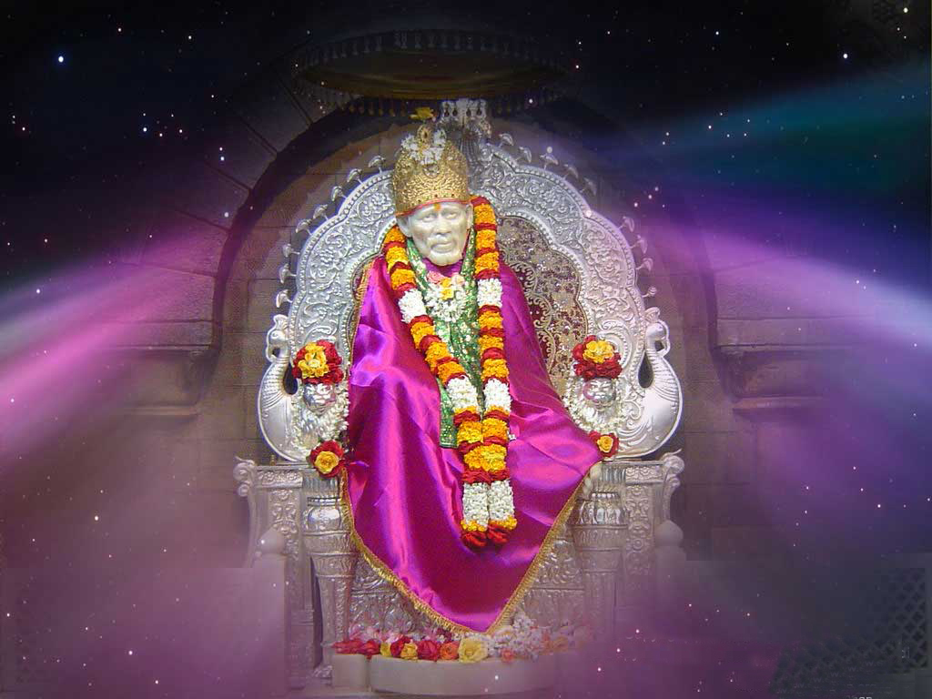 Download Sai Baba Desktop Wallpaper Full Size Hd Gallery