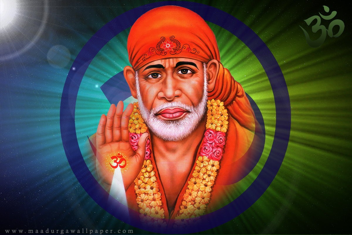 Download Sai Baba HD Wallpaper Download Gallery