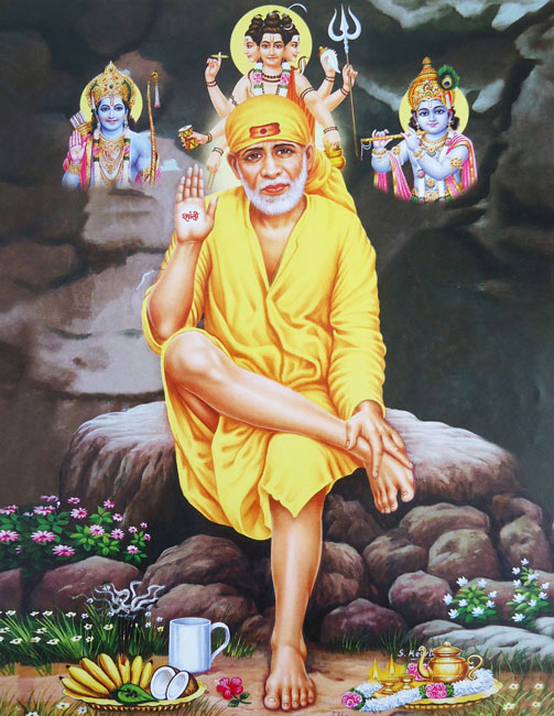 Download Sai Baba High Quality Wallpapers Gallery