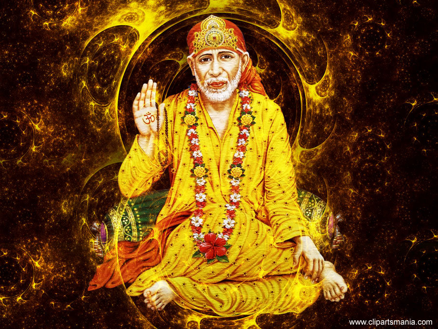 Sai Baba Images For Wallpaper