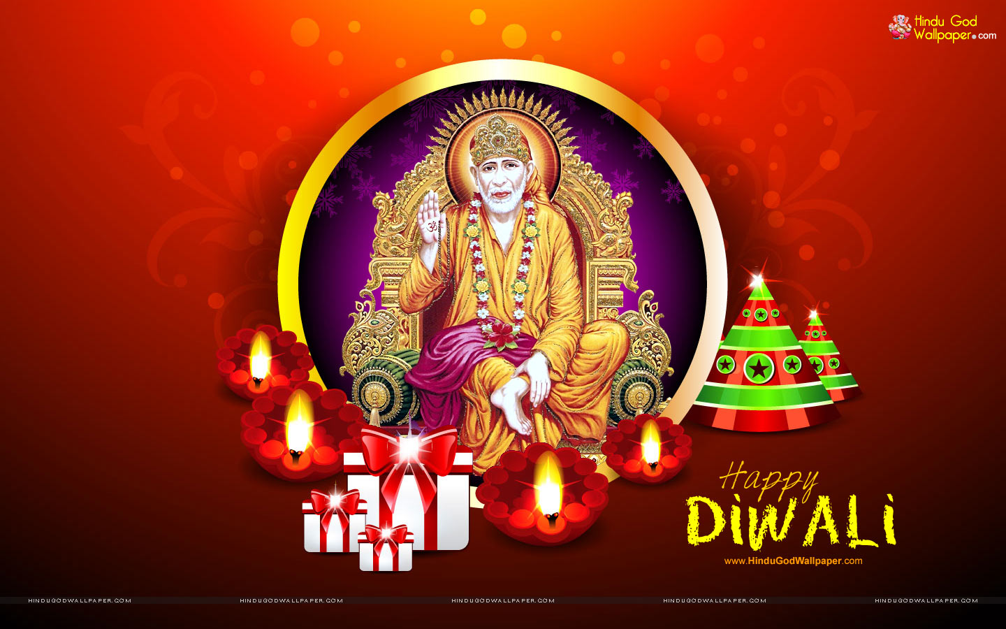 High Resolution Diwali Wallpapers: Download Sai Baba Latest Wallpapers Gallery