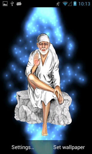 Sai Baba Live Wallpaper Download