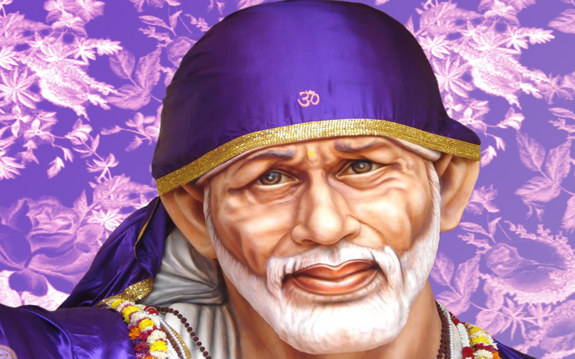 Sai Baba Wallpaper 3D Download