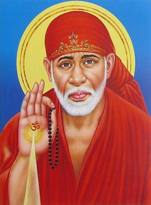 Sai Baba Wallpaper For Mobile Free Download