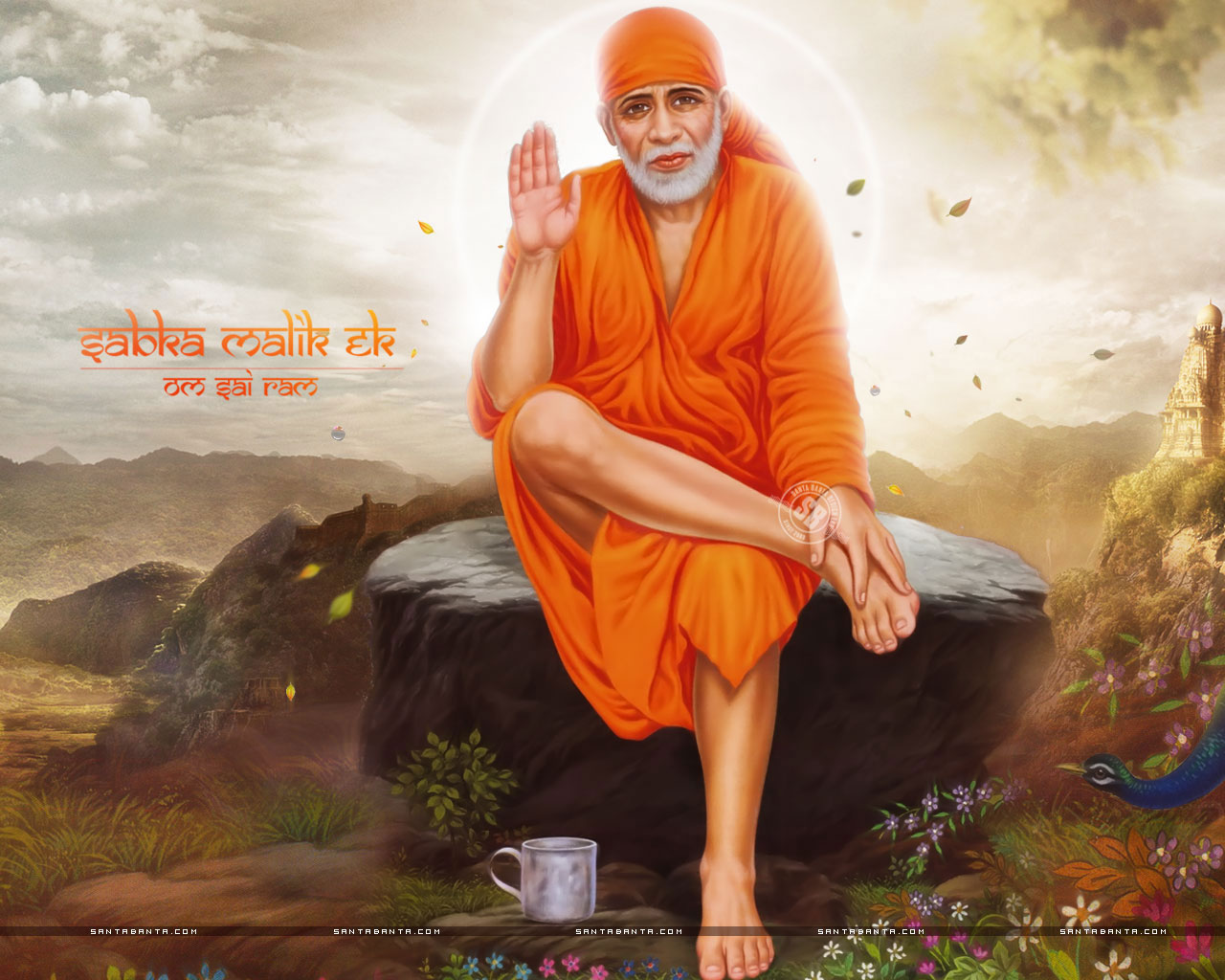 Sai Baba Wallpaper Full Size HD