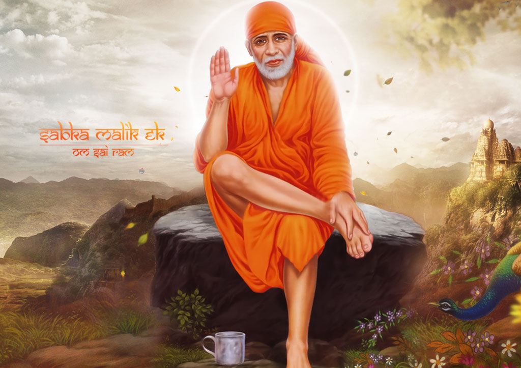 Sai Baba Wallpapers HD Free Download