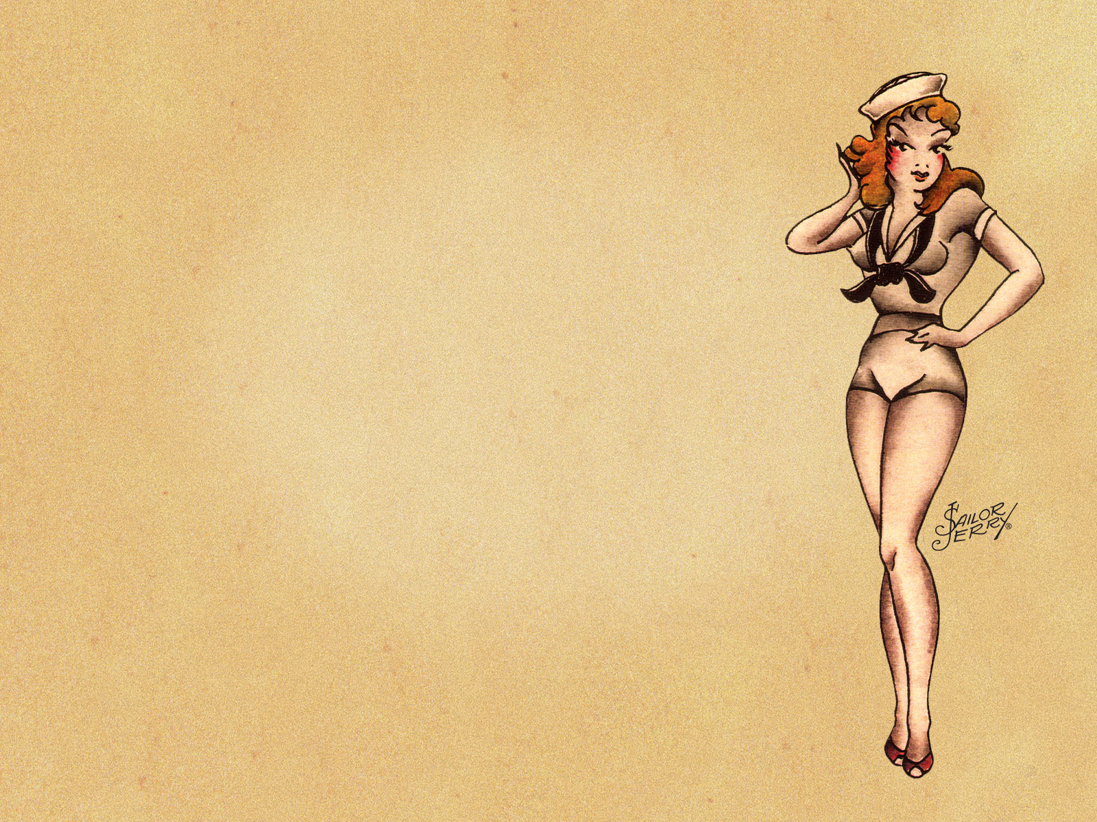 Sailor jerry girl pin up - gm6.info