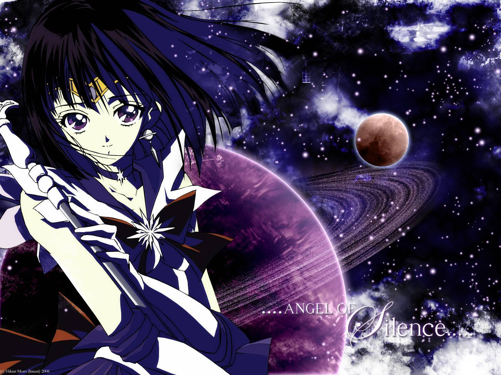 Sailor Saturn Wallpapers