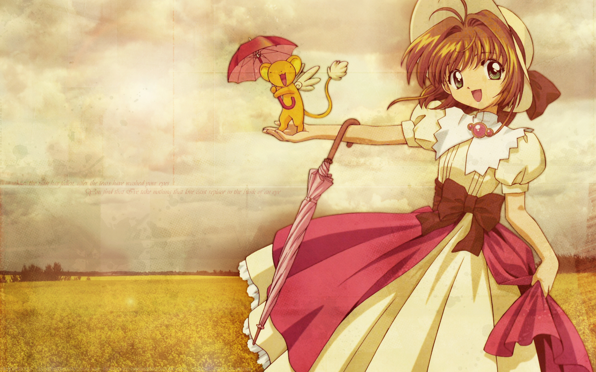 Sakura Card Captor Wallpaper