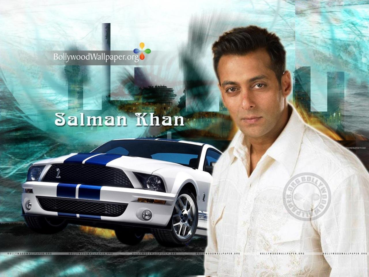 Salman Khan Car Wallpaper