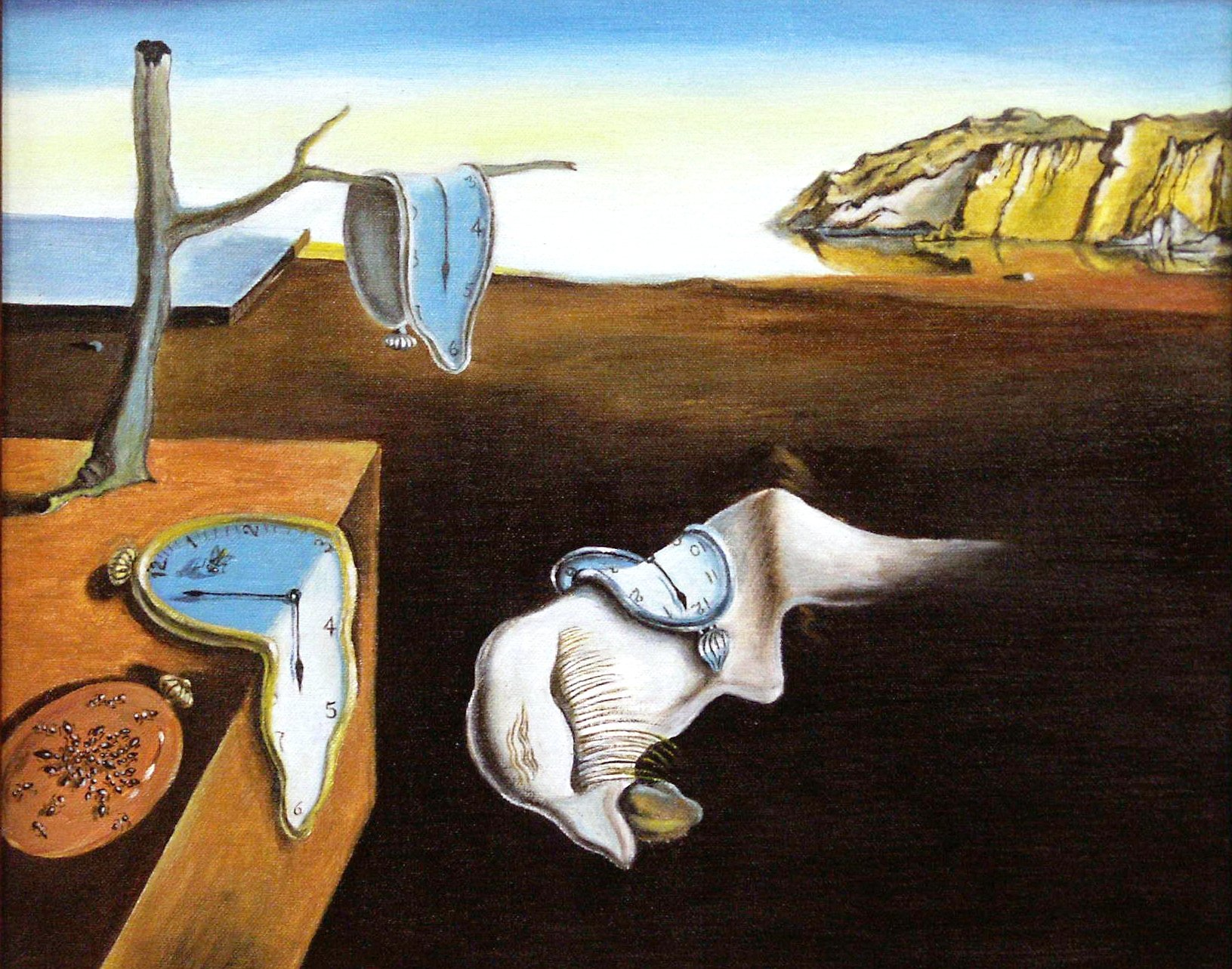 a look at the early life of salvador dali and surrealistic painting works If you take a look at a few of salvador dali painting one can never mistake dali's works dali compelled and forced us to look at life from a.
