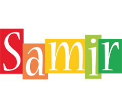 Samir Name Wallpaper