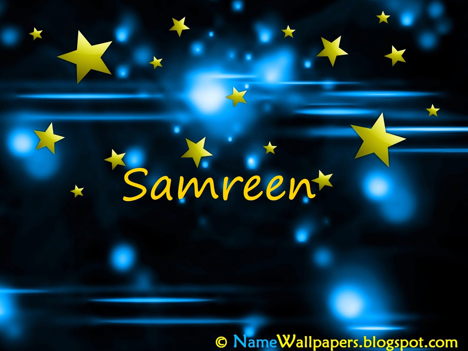 Samreen Name Wallpaper