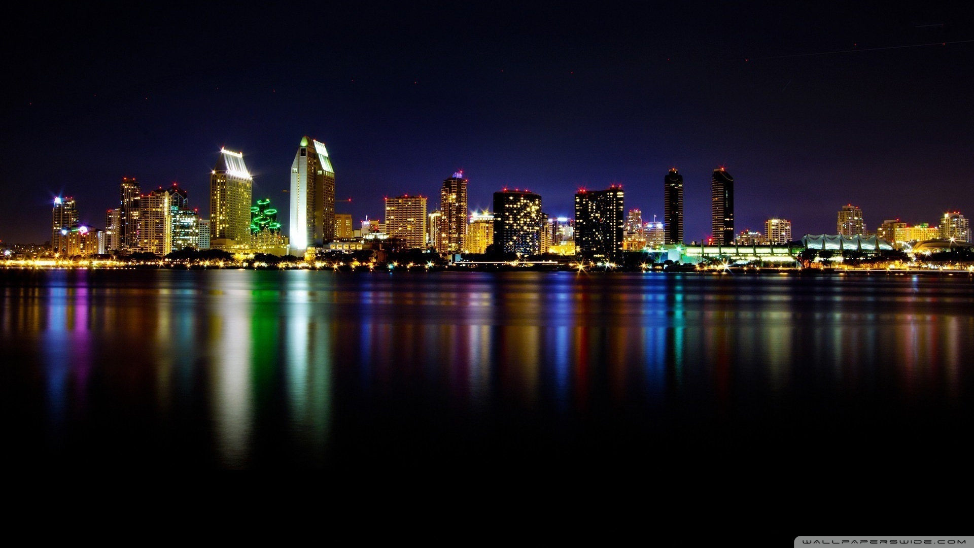 San Diego Desktop Wallpaper