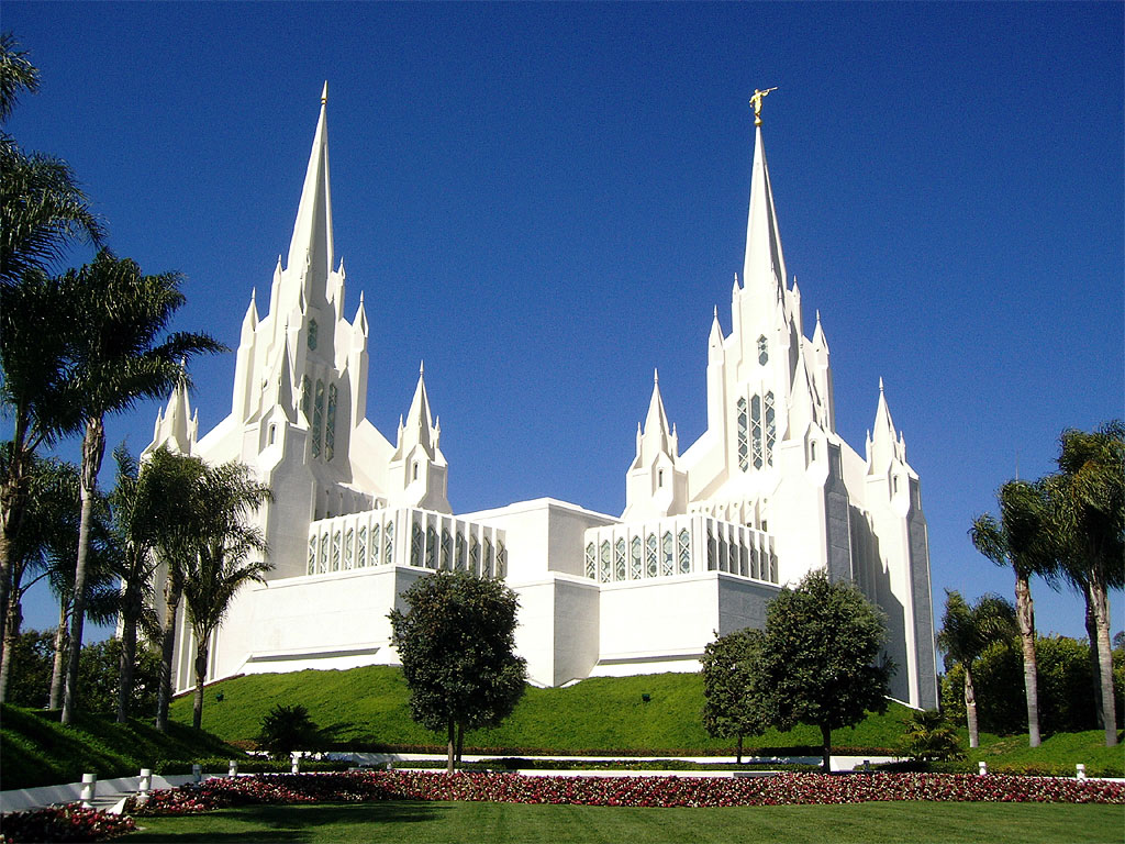 download san diego temple wallpaper gallery