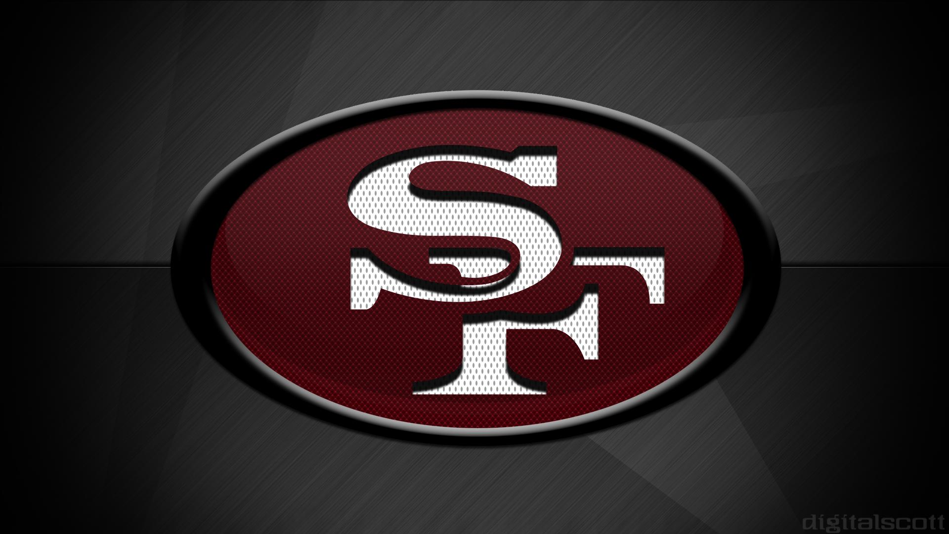 San Francisco 49ers Logo Wallpaper