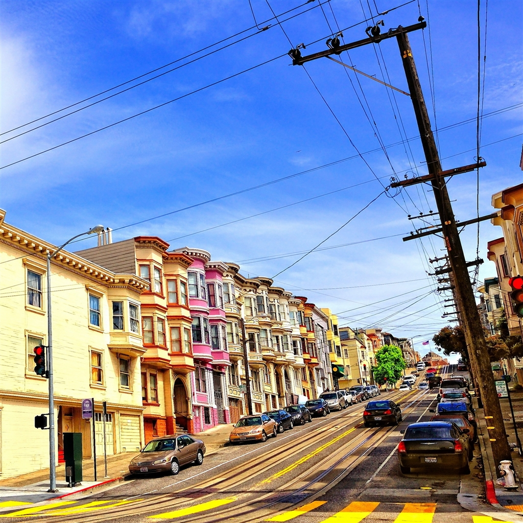 Download San Francisco Street Wallpaper Gallery