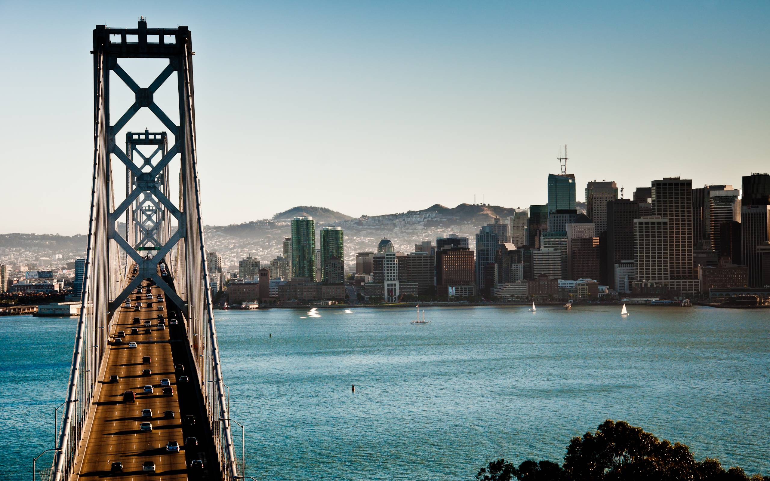 San Francisco Wallpaper HD
