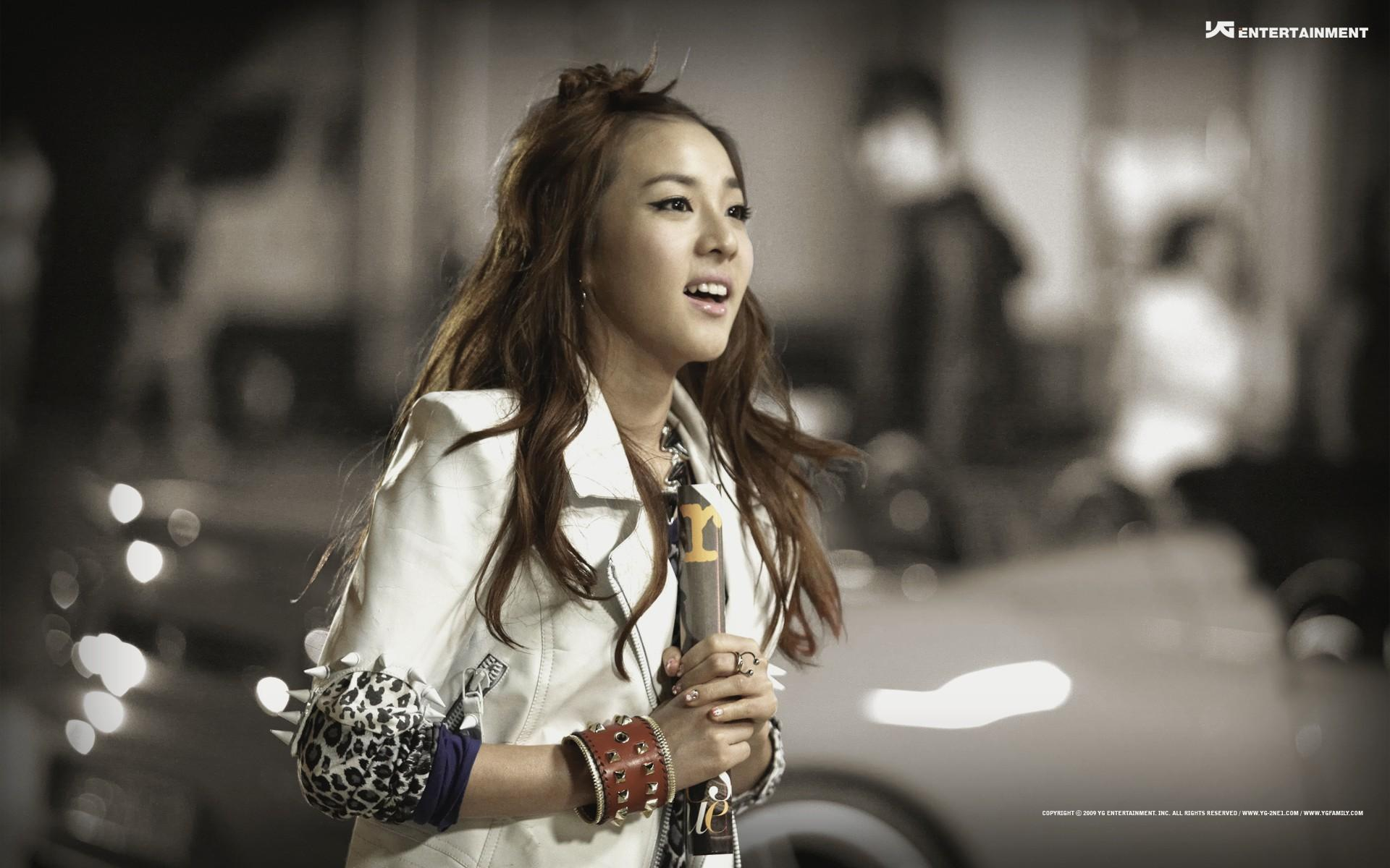 Sandara Park Wallpaper HD
