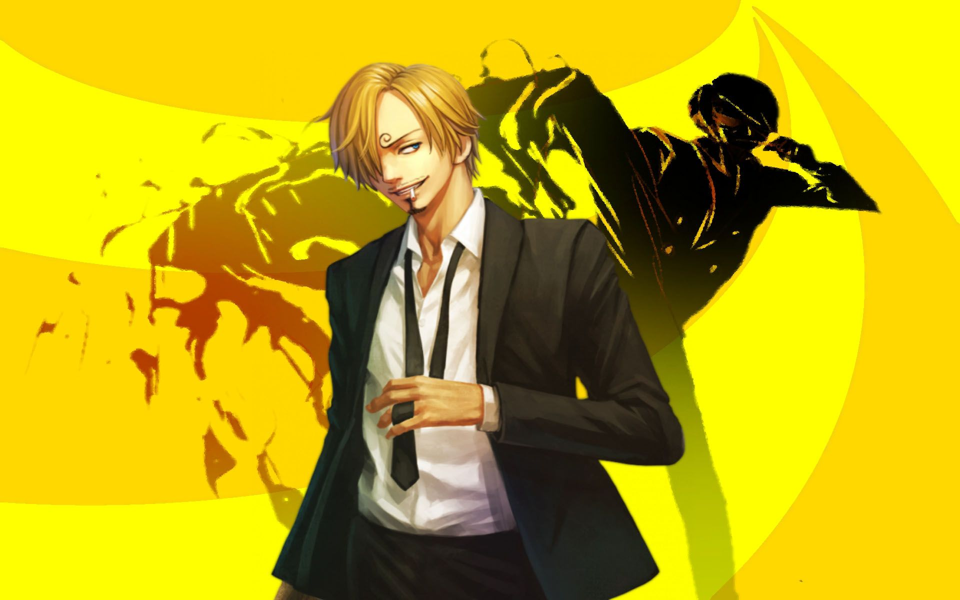 Sanji One Piece Wallpaper