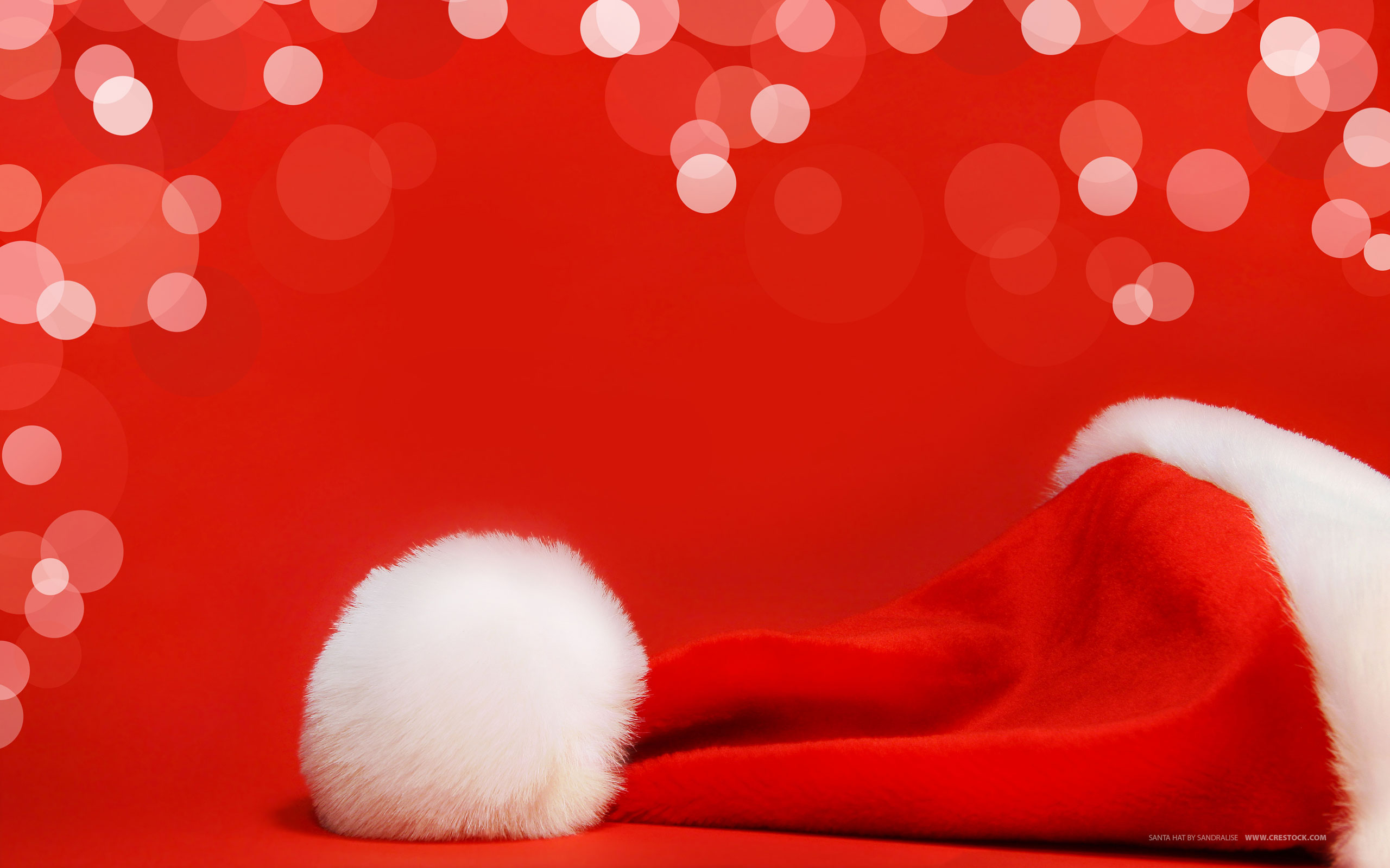 Santa HD Wallpaper