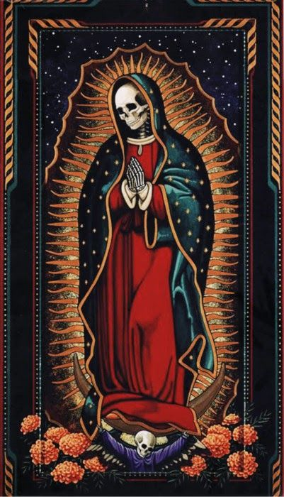 Download Santa Muerte Wallpapers Gallery