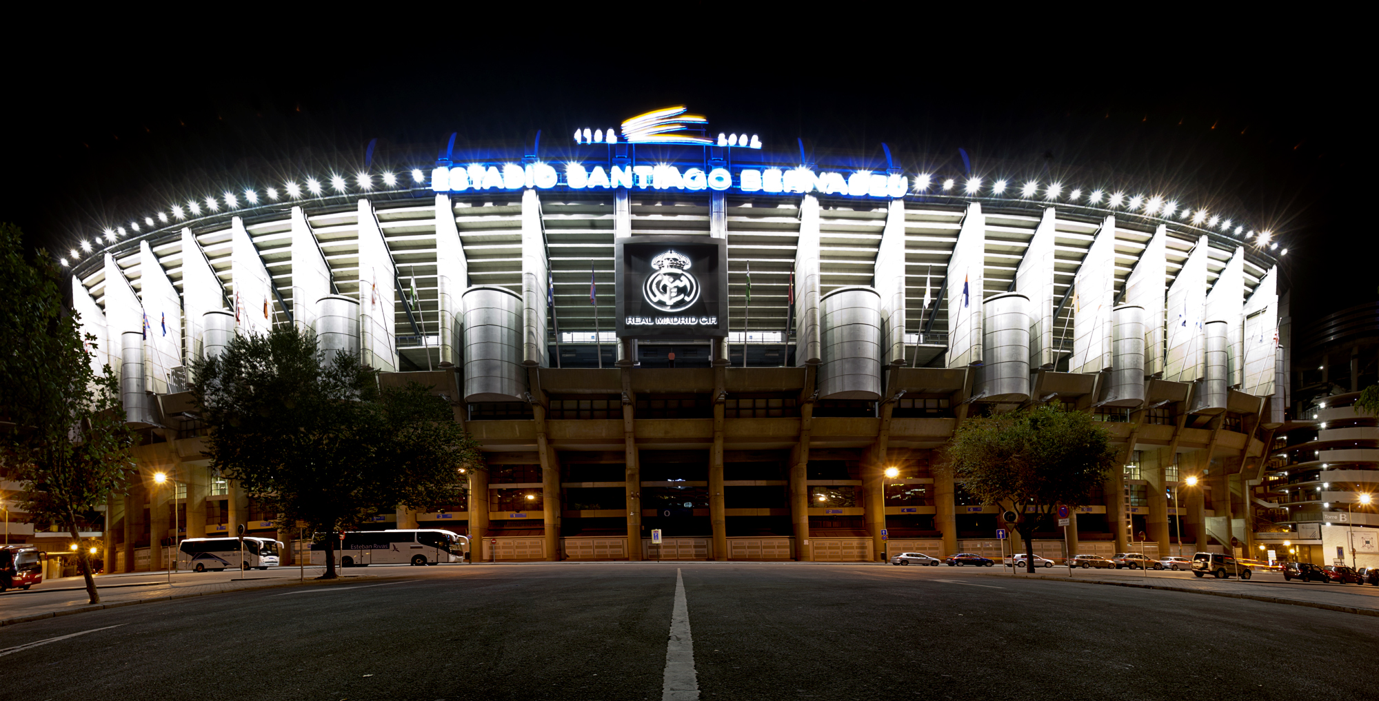 Santiago Bernabeu Wallpapers