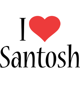 Santosh Name Wallpaper