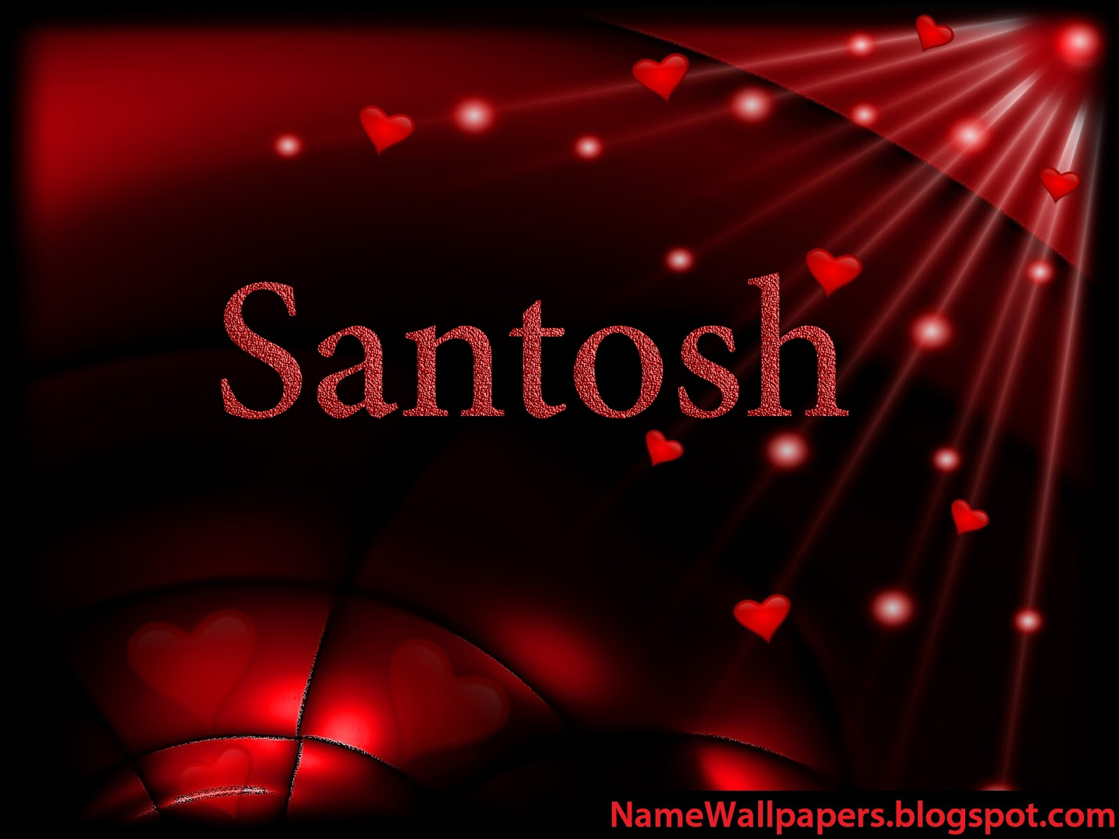 download santosh name wallpaper download gallery