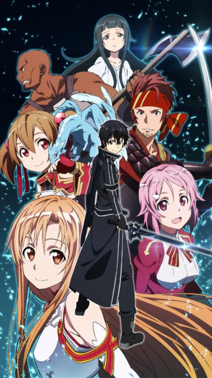 Sao Phone Wallpaper
