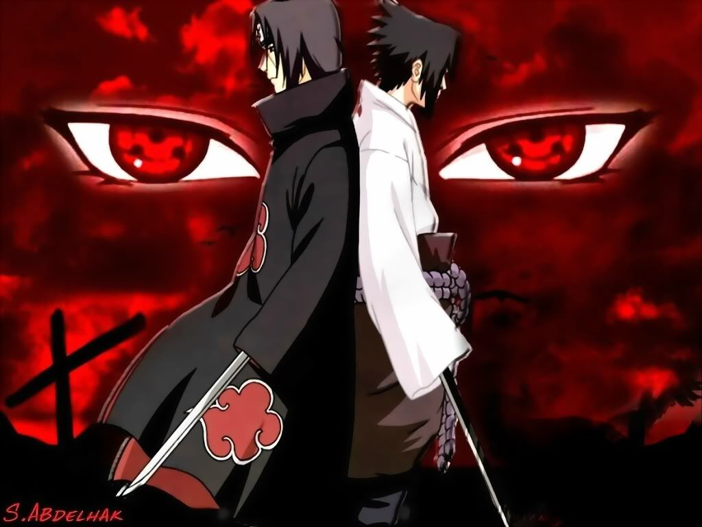 Sasuke Sharingan Wallpapers