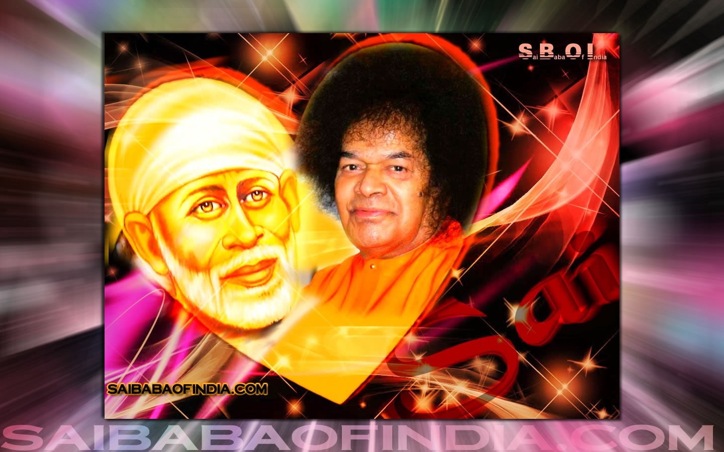 Sathya Sai Baba Wallpaper Download