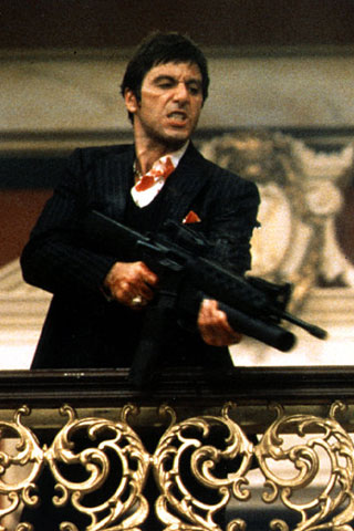 Download scarface iphone wallpaper gallery - Scarface wallpaper iphone ...