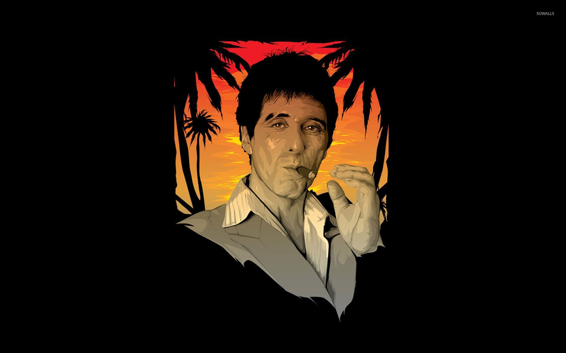 Scarface Wallpaper