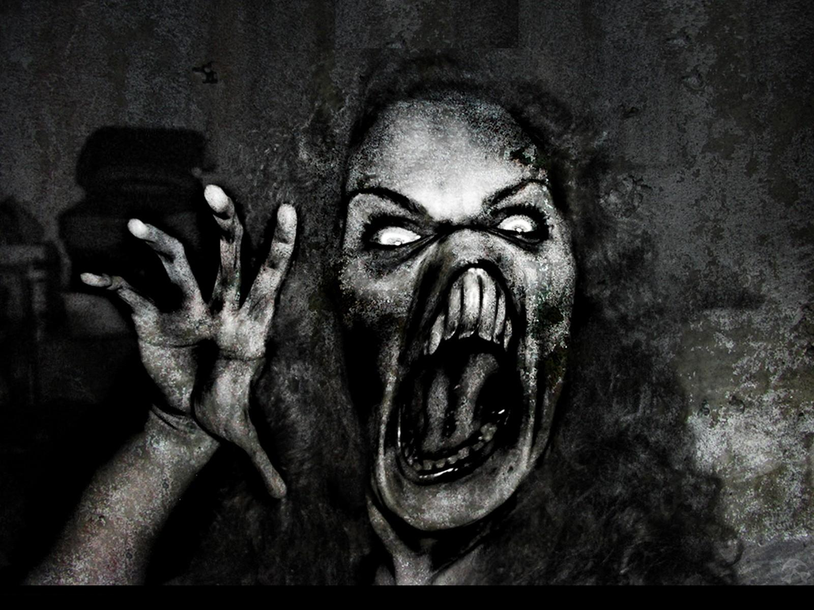 Scary Animated Wallpaper