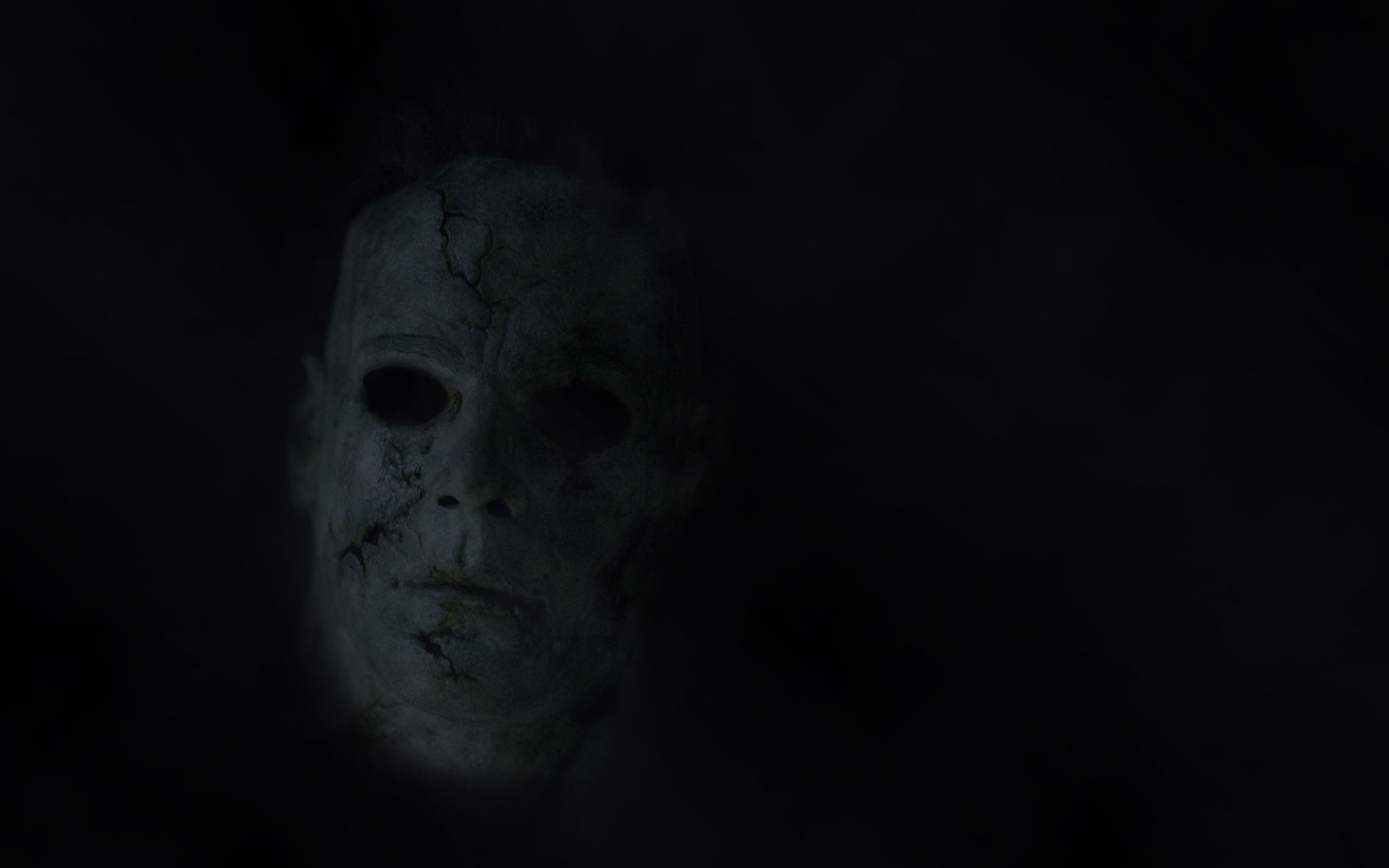 Scary Face Wallpaper