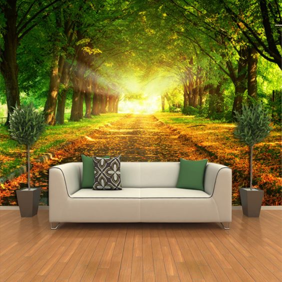 Mobile Home Living Room: Download Scenery Wallpaper For Home Gallery